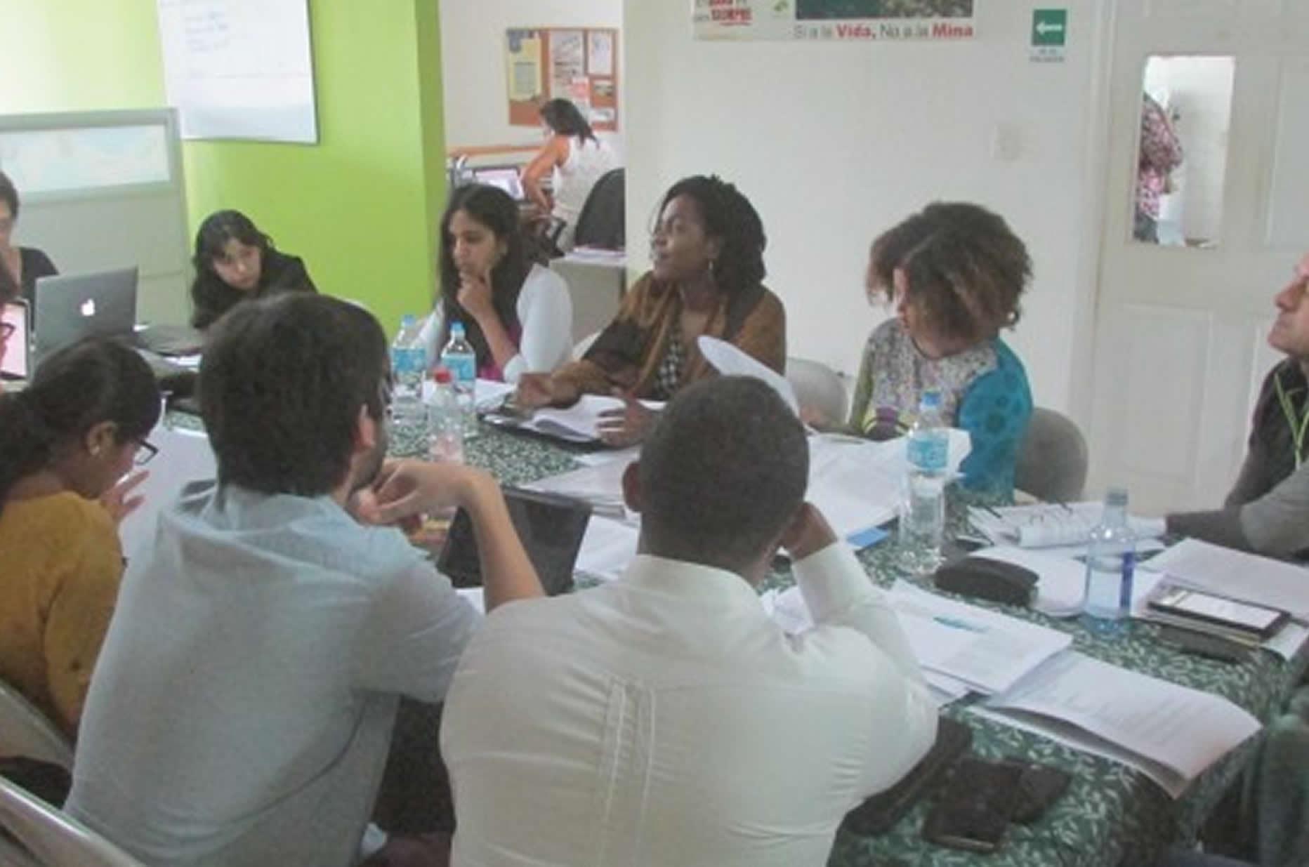 Convención regional sobre principios de acceso