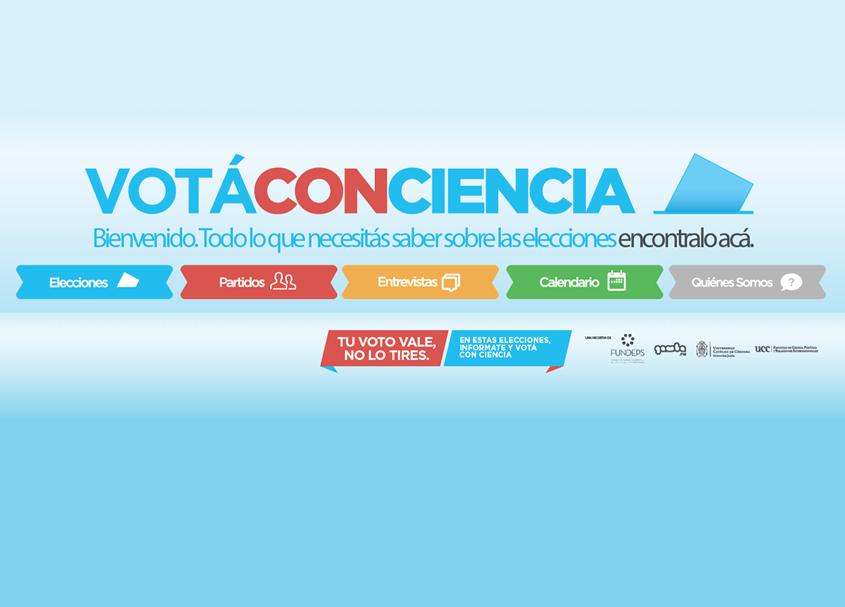 Vota Con Conciencia
