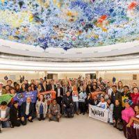 Participación en actividades de promoción de propuesta de tratado vinculante para derechos humanos y empresas transnacionales.